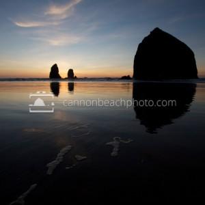Simple Haystack Silhouette