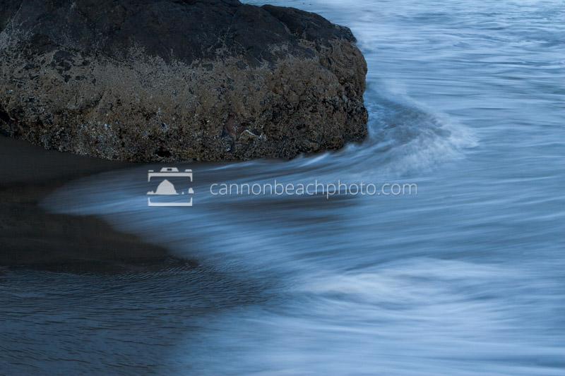 Waves Washing In