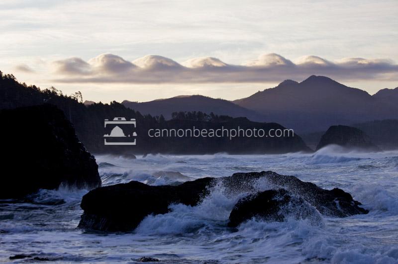 Clouds Like Waves
