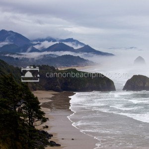 Late Autumn Day at Ecola Point