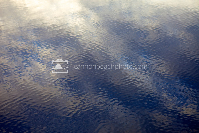 Reflective Sand in Blue