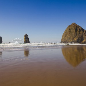 The Needles and Haystack Rock Photo – Cannon Beach, Oregon