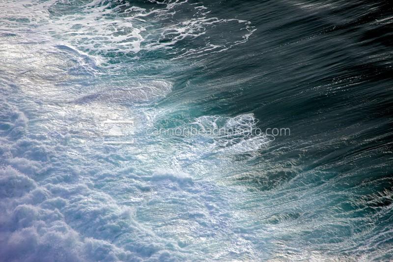 Oregon Wave Crashing