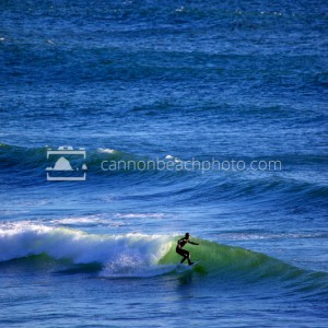 Cannon Beach Surfing