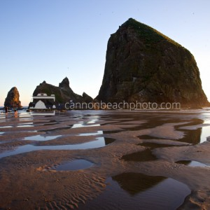 Cannon Beach Haystack Rock Photos