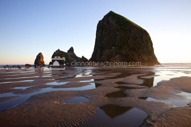 Cannon Beach Haystack Rock Photos