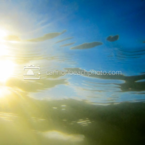 Sun Below the Waves
