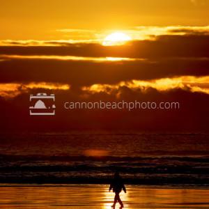 Sunset Sun Walker