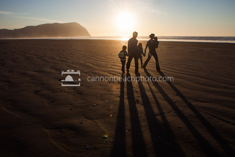 Family Vacation in Seaside, Oregon