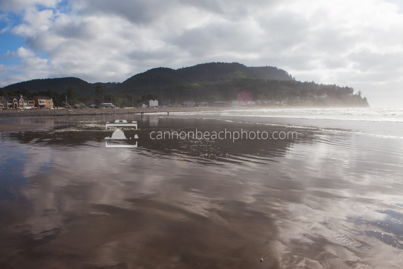 Seaside, Oregon - Tillamook Head Reflecting