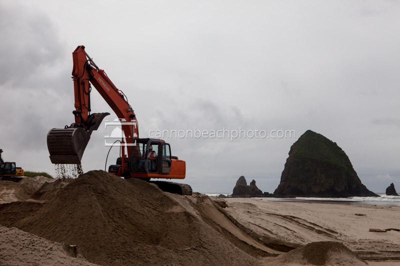 Cannon Beach Construction