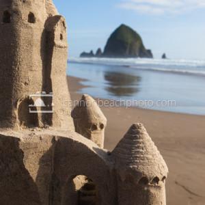 Cannon Beach Sandcastle Day Contest, Oregon Coast Pictures 2