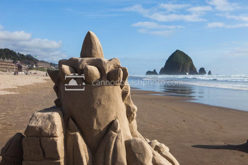 Cannon Beach Sandcastle Day Contest, Oregon Coast Pictures 4