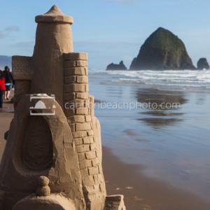 Cannon Beach Sandcastle Day Contest, Oregon Coast Pictures 5