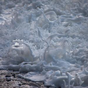 Oregon Coast Wave Foam Explosion 4