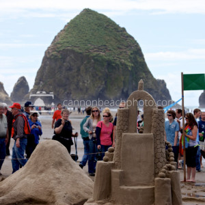 Sandcastle Day Structures in Cannon Beach, Oregon