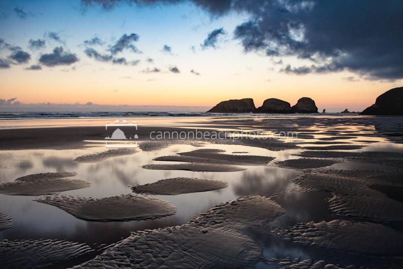 Twilight Tidepools Chapman Beach