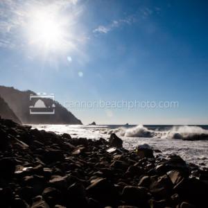 Below Tillamook Head, Seaside, Oregon