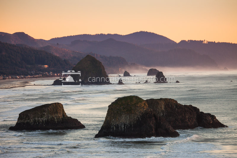 Cannon Beach, Oregon Coast Photography