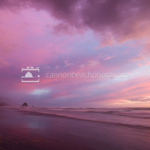 Sunset Pictures of the Oregon Coast