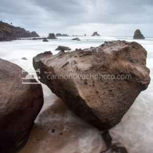 Tipping Point in Ecola State Park