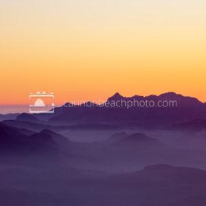 Mountains After Dark