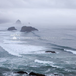 Pacific Ocean and Oregon Coast