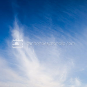 Cloud Scape of Blues and Whites