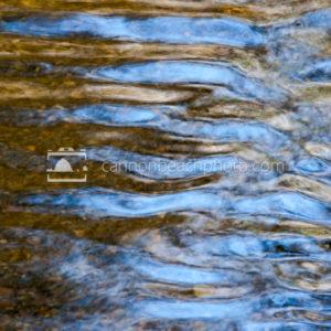 Ecola Creek Ripple Texture, Vertical