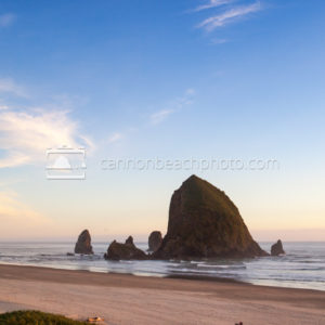 Hallmark View of Haystack Rock, Vertical