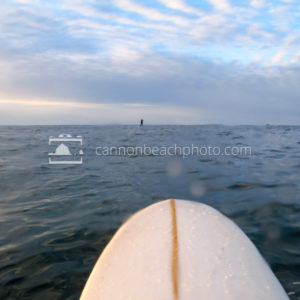 Surf and Paddle on the Pacific Ocean