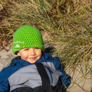 Ethan in the Dunes