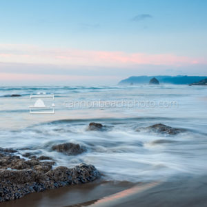 Incoming Tide at Silver Point