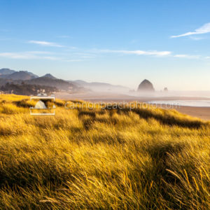 Dune View, Cannon Beach, Oregon, Horizontal