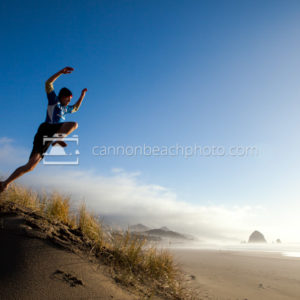 Dune Jumper – Cannon Beach, Oregon