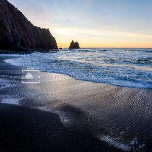 Falcon Cove Simple Sunset