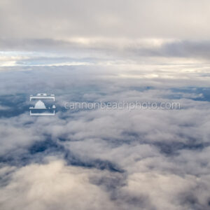 Clouds Above the Pacific 3