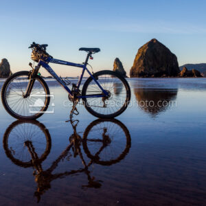 Beach Bike and Haystack Rock 1