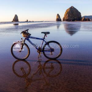 Beach Bike and Haystack Rock 2
