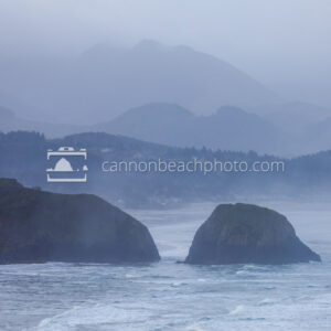 Chapman Point and Cannon Beach Hills