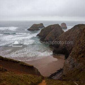 Hidden Cove of Chapman Beach