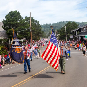 Fourth of July Parade 1