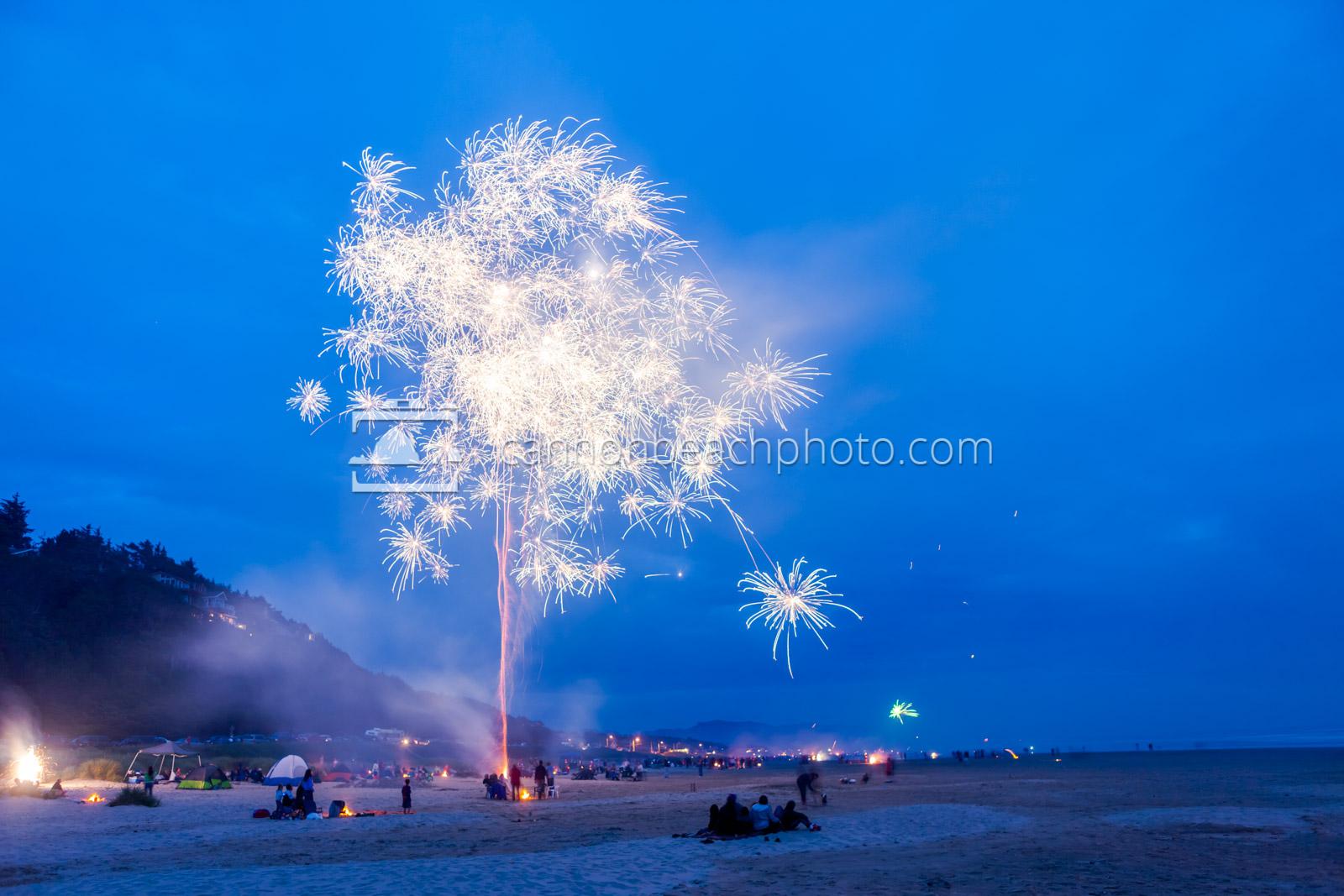 Manzanita Fireworks, Independence Day