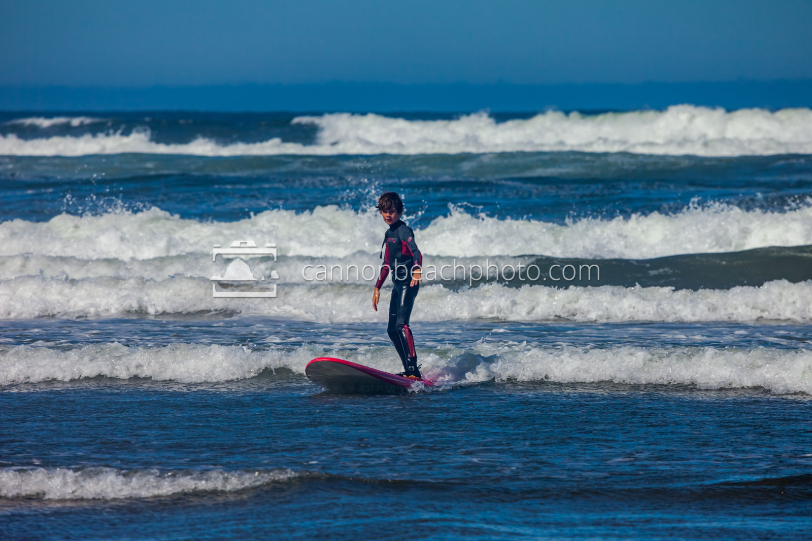 Learning to Surf 1