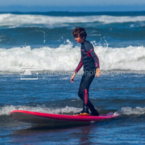 Learning to Surf 4