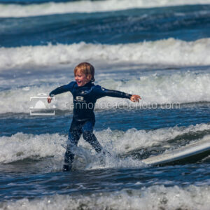 Learning to Surf 7