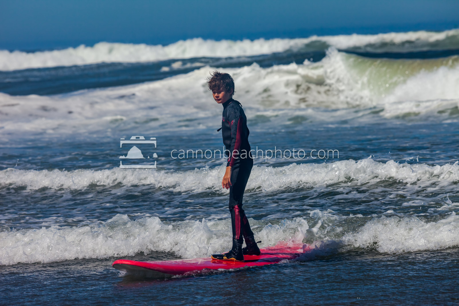 Learning to Surf 9
