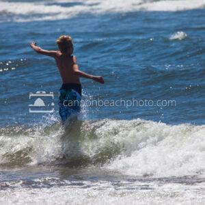 Wave Jumping Boy 1