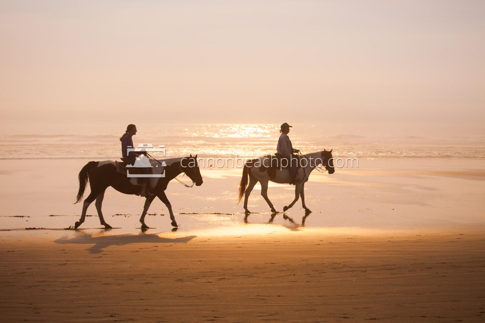 Horseback Riding Thru a Dream