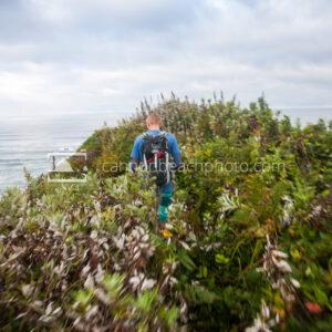 Exploring Chapman Point, Thru the Brush